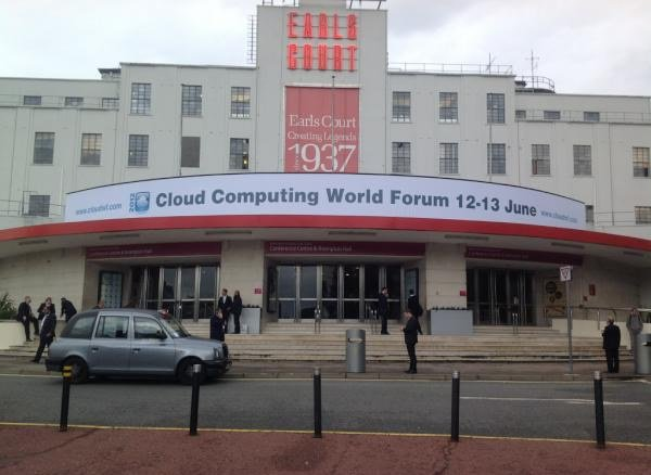 The Cloud World Forum at Earls Court, organised by Focal Point