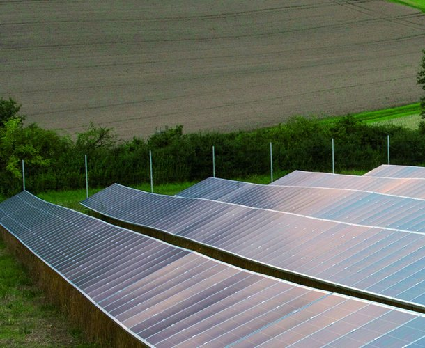 Good Energy solar farm