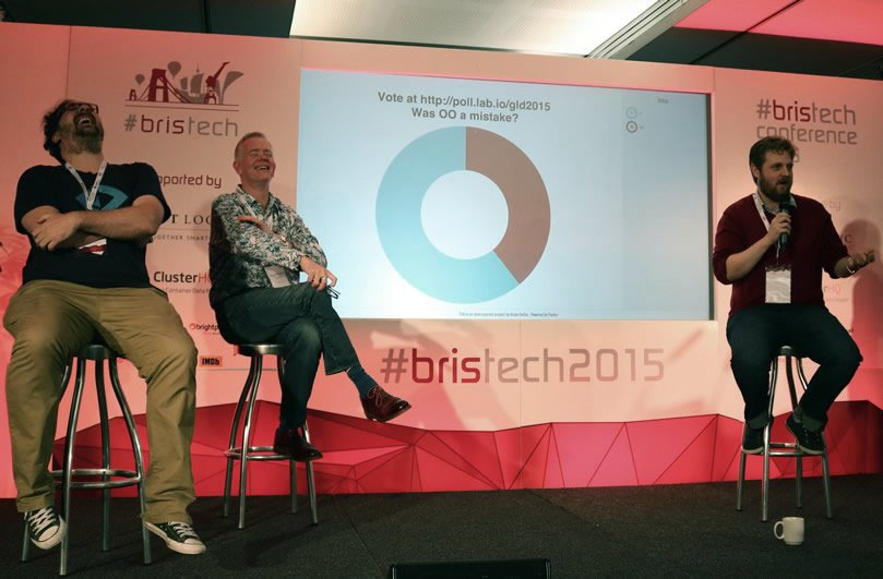 The Great Language Debate at Bristech 2015