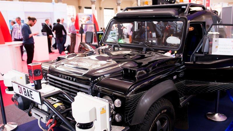 Bowler driverless car
