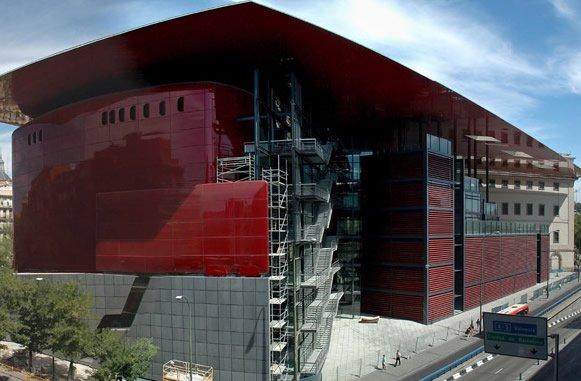 Nouvel Building Reina Sofia