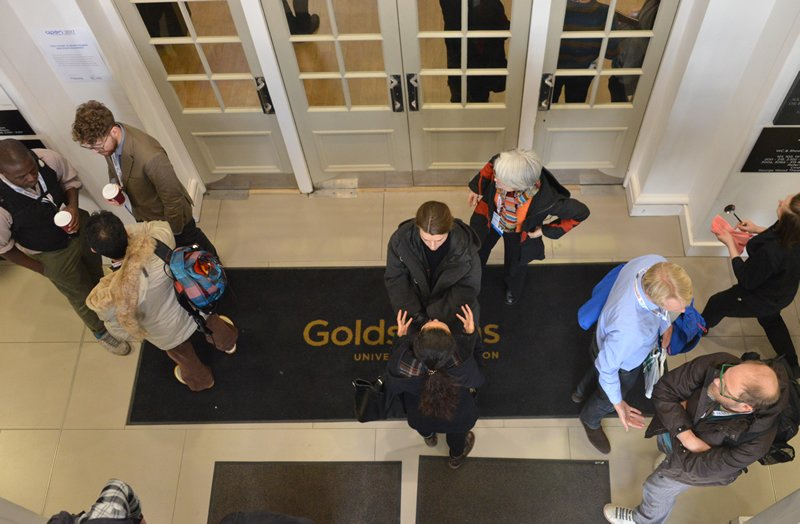 Open 2017 in partnership with Goldsmiths, University of London