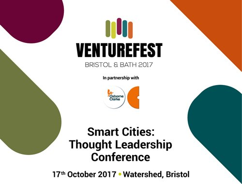 VenturefestB+B17, delivered by freelance event manager, Thomas Heiser